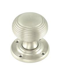 Reeded Knob Set 2 1/4""