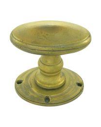 Oval Knob Set