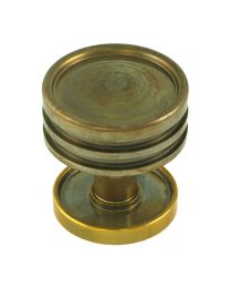 Round Knob Set