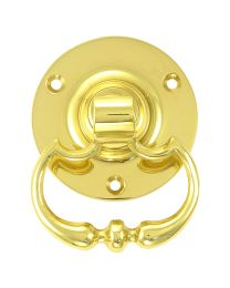 Period Ring Handle Rim Lock Type