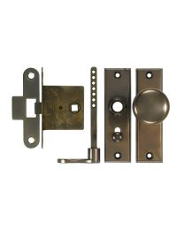 Mortise Type Screen Door Latch
