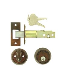 "2 3/4"" Back Set Dead Bolt"