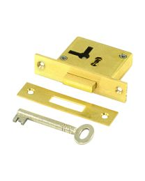 Full Mortise LH Cabinet Lock