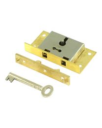 Pressed Half Mortise Box Lock