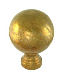 "4"" Ball Finial Large"