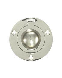 Large Round Flush Ring
