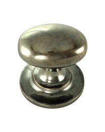 """Oval Knob Large 1 1/4"""""""
