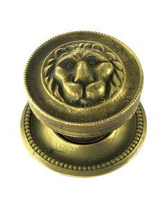 """Lion's Head Knob 1 3/4"""""""